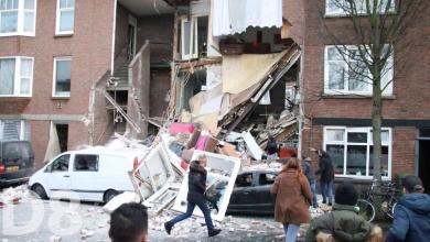 Photo of فقدان 20 شخصا بانفجار عنيف في لاهاي