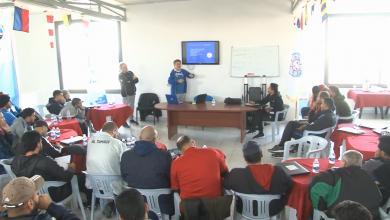 دورة معلمي السباحة - طرابلس