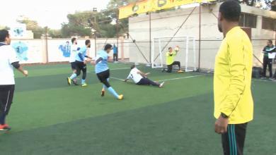 دوري شركة مليتة لكرة القدم الخماسية للمواقع - طرابلس