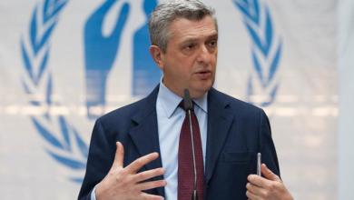 رئيس مفوضية الأمم المتحدة لشؤون اللاجئين، فيليبو غراندي