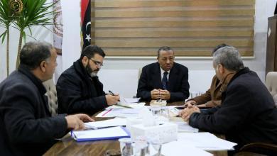 رئيس الحكومة الليبية المؤقتة عبدالله الثني