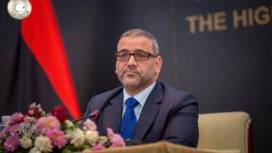 """صورة """"المشري"""" للأمم المتحدة: ساعدوا الليبيين في الاستفتاء على الدستور"""