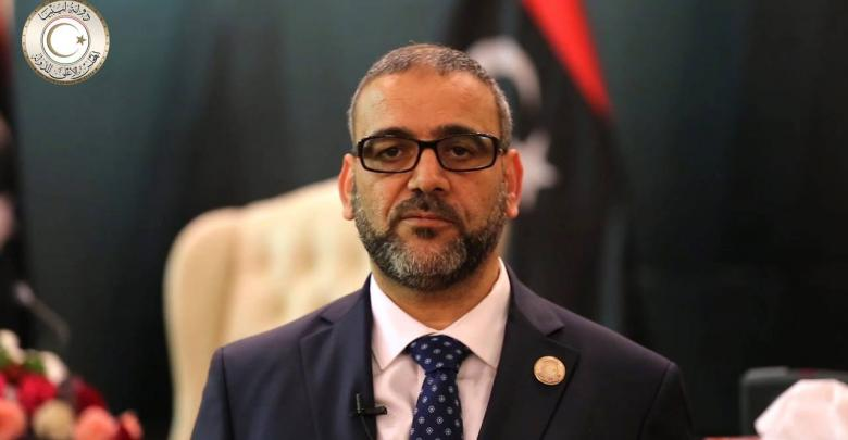 رئيس المجلس الأعلى للدولة خالد المشري - ارشيفية