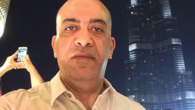 رئيس النادي الأهلي بنغازي خالد السعيطي