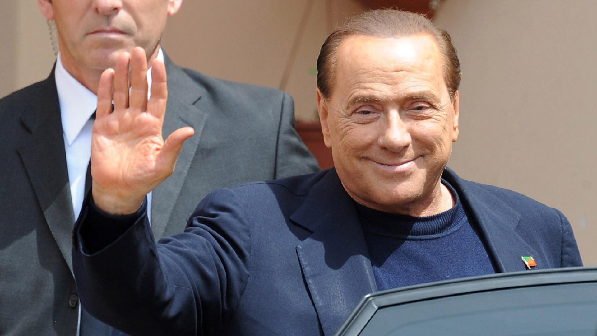 رئيس الوزراء الإيطالي السابق سيلفيو بيرلسكوني