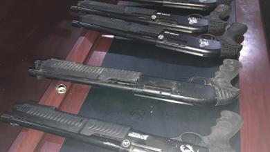 شحنة أسلحة تركية - ارشيفية