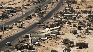 """صورة الذكرى الـ28 لـ""""عاصفة الصحراء"""".. هل تتذكرها؟"""