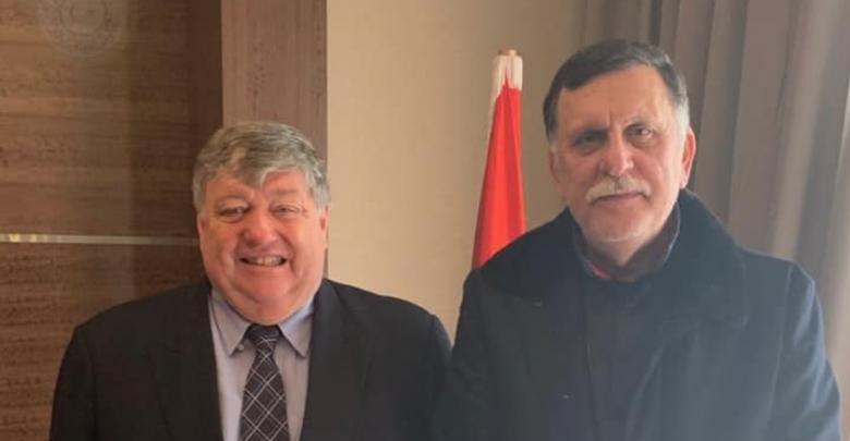 Iمساعٍ لتوسيع الشراكة الاستراتيجية بين ليبيا وأميركا