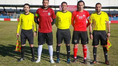 صورة الاتحاد يتجاوز الملعب الليبي وديا