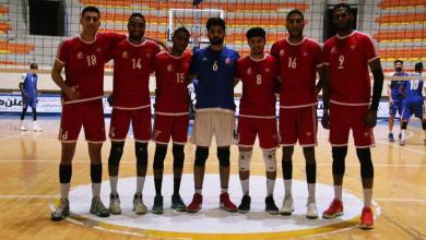 فريق الأهلي بنغازي لكرة الطائرة
