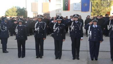 فعاليات الملتقى الأول لمنتسبات وزارة الداخلية من ضابطات - طرابلس