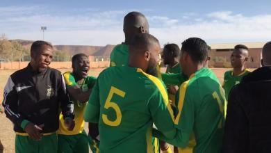 Photo of الوفاء ينتصر على أسامة بن زيد في دوري الدرجة الثانية