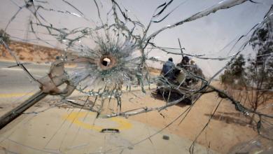 """صورة """"السترات السود"""" تتجول في ليبيا.. تعرّف عليها"""