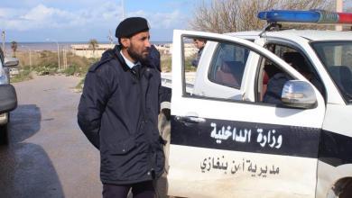 مدير مديرية أمن بنغازي