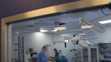 مستشفى قورينا الطبي- مدينة شحات