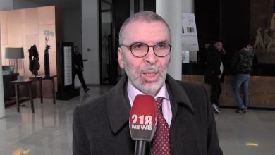 رئيس مجلس إدارة المؤسسة الوطنية للنفط المهندس مصطفى صنع الله