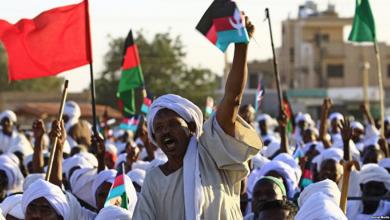 مظاهرات في السودان