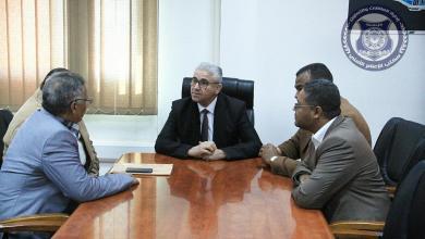 Photo of باشاغا يناقش الوضع الأمني مع عمداء الجنوب