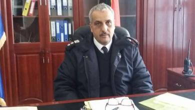 وكيل وزارة الداخلية بالحكومة المؤقتة العميد ميلود جواد