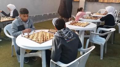Photo of تتويج الفائزين في الشطرنج والتنس في بلدة القبة