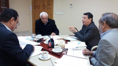 Photo of اجتماع مجلس التخطيط الوطني