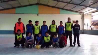 صورة انطلاق دوري كرة القدم لكشافة كاباو