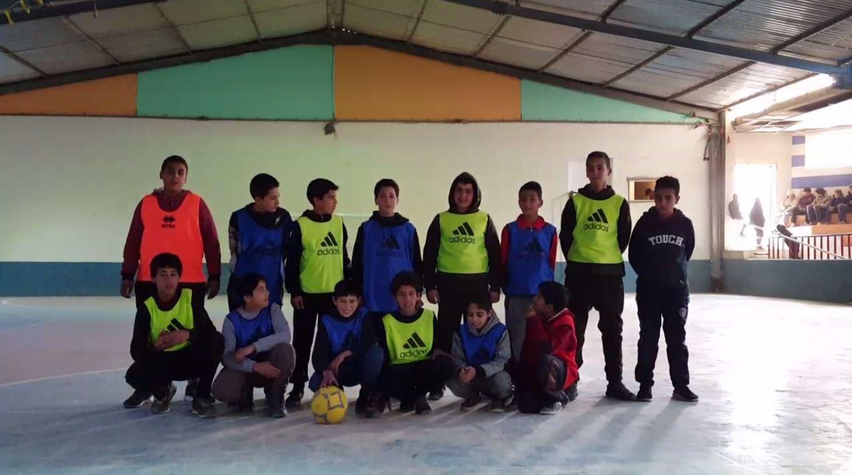 دوري كرة قدم لكشافة كاباو