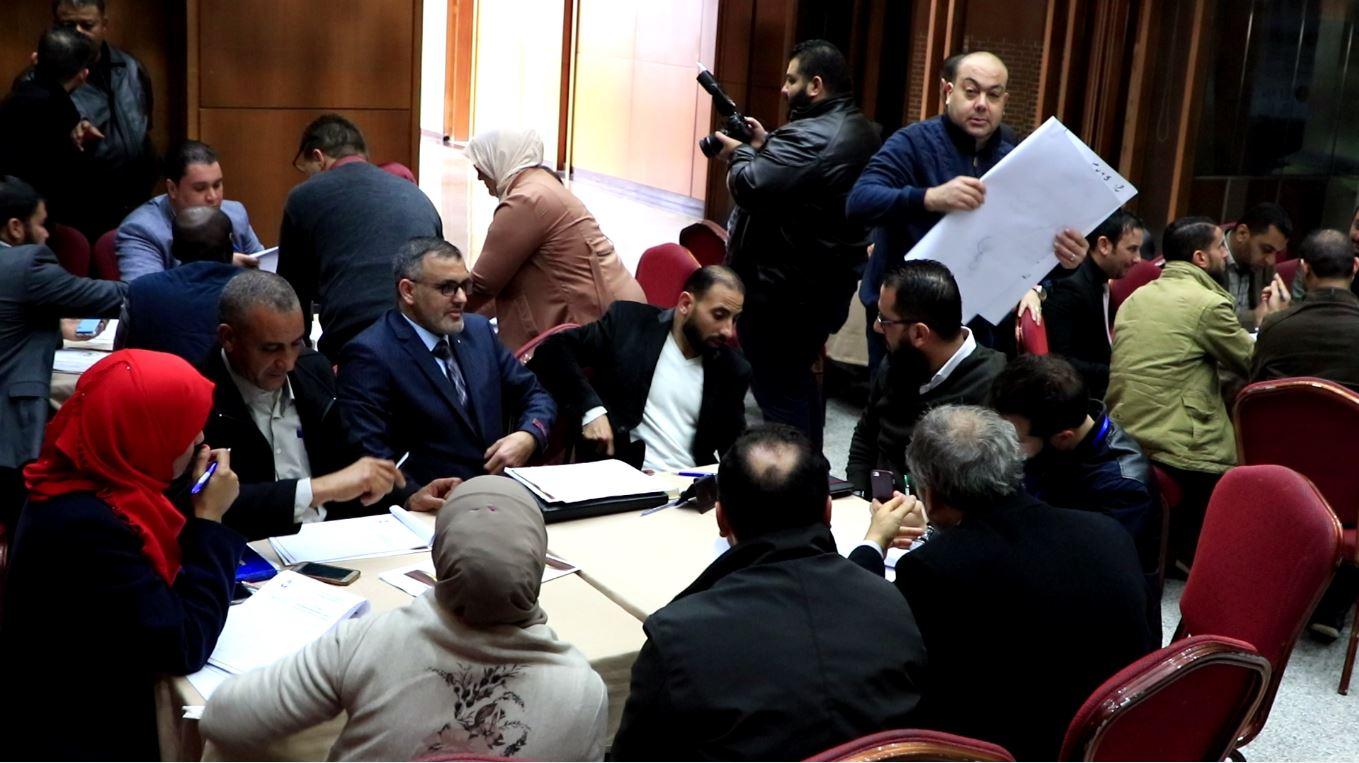 ورشة عمل في بنغازي لتبصير موظفي صندوق الضمان بالقانون رقم 12