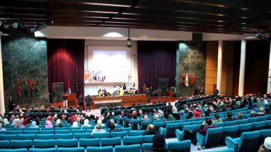 صورة جلسة تشاورية في سرت حول التعليم