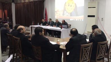 ندوة حول انتخاب المجلس البلدي صبراتة