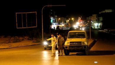 دوريات ليلية لقوة حماية وتأمين سرت