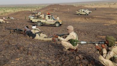 جانب من الصراع في مالي - صورة أرشيفية