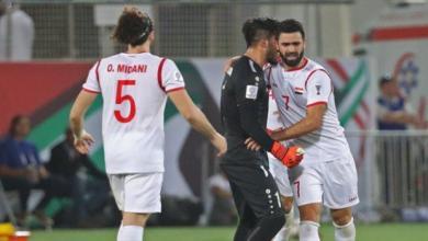 Photo of كأس أمم آسيا: المنتخب السوري أول المغادرين