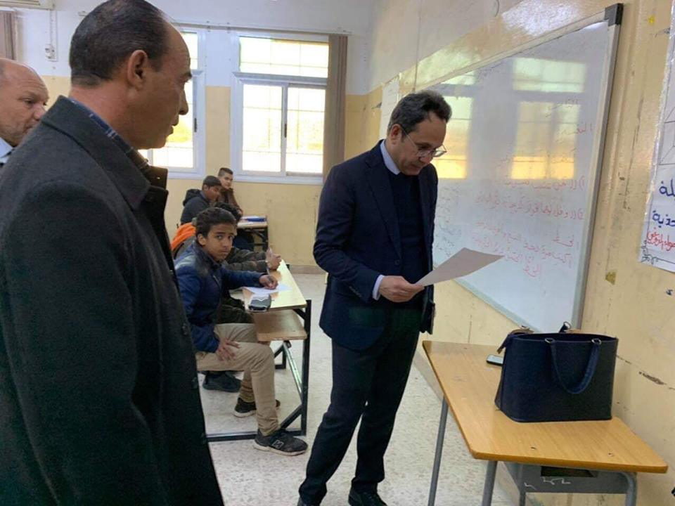 وكيل وزارة تعليم الوفاق عادل جمعة