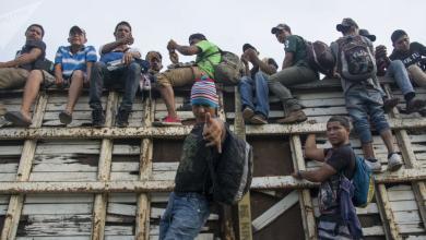 تدفق المهاجرين من المكسيك