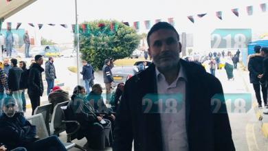 مدرب الأهلي طرابلس الجديد طارق ثابث