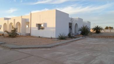 المركز الصحي قصر مسعود بمدينة القطرون