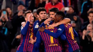 """Photo of """"برشلونة"""" يعزز """"فرص"""" الفوز بالدوري"""