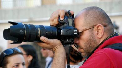 الصحفي والمصور الفوتغرافي طه كريوي