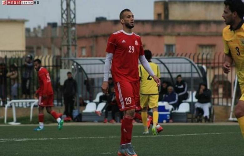 المهاجم سعد البرداح