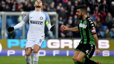 Photo of الإنتر وساسولو في أبرز مباريات الدوري الإيطالي