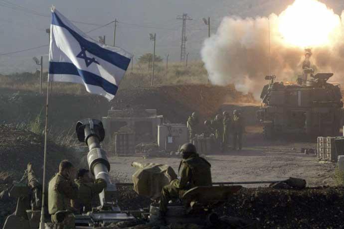 اندلاع حرب إسرائيلية ضد لبنان