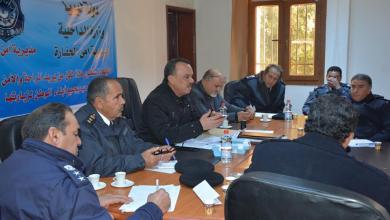 Photo of إلطيف: الجفارة مستعدة للتعاون أمنيا مع المناطق المجاورة