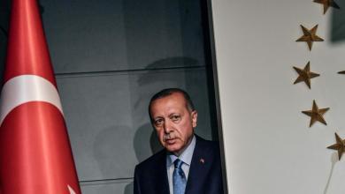 أزمة أردوغان ودعمه لوجود داعش تتواصل