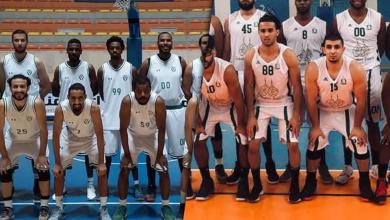 Photo of افتتاح المرحلة الثانية لدوري كرة السلة
