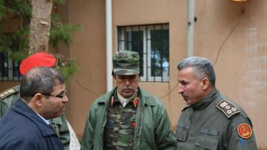 Photo of آمر اللواء 73 يتسلم الكتيبة 153 مشاة