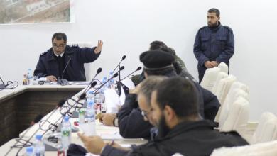 """Photo of اجتماع أمني في """"بنغازي"""" لمتابعة الخطة الأمنية"""