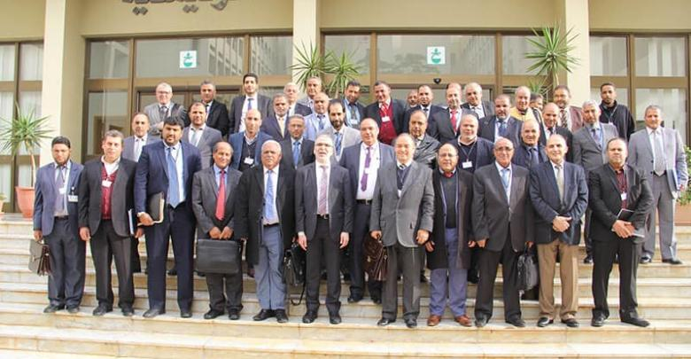 اجتماع الجمعية العمومية لشركة الزاوية لتكرير النفط