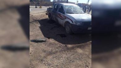 صورة قتلى وجرحى بتفجير انتحاري ثانٍ في غدوة