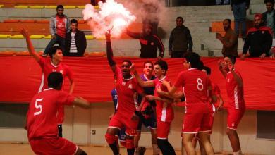Photo of أواسط الأهلي بنغازي أبطالا لكأس ليبيا في الكرة الطائرة